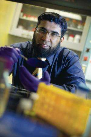 NSF grant funds UTA electrical engineer's bladder cancer detection device