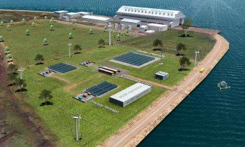 NTU to build region's first renewable energy integration demonstration micro-grid
