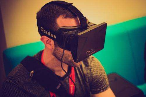 Oculus Rift brings a whole new dimension to communication