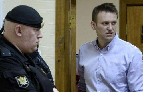 On January 15 Alexei Navalny will hear his verdict in a controversial embezzlement case which could see him sent him to prison f