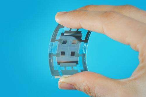 Organic photodiodes for sensor applications