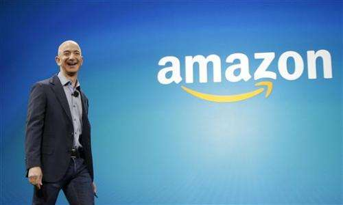Out-of-patience investors sell off Amazon