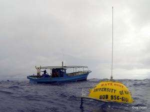 PacIOOS wave buoy in Majuro helps keep islanders safe