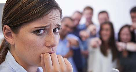 People with social anxiety come across better than they might think, study finds