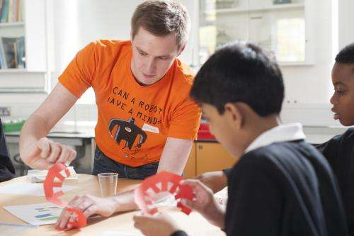 Preparing local schools for teaching evolution in the classroom