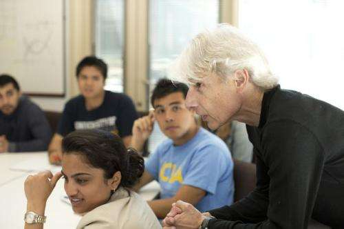 Professors' emphasis on student-centered teaching methods hits 25-year high