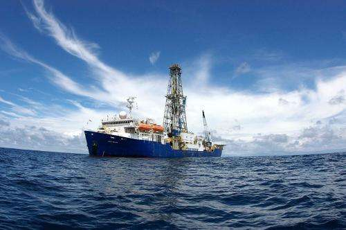 Professor's Research Goes to Great Depths
