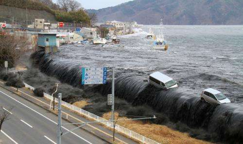 Profs play key role in tsunami warning and mitigation system