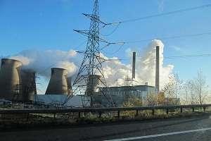 Prospective carbon capture site lacks ceiling