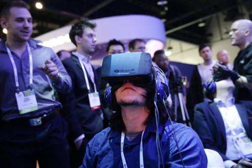 Q&A: A documentarian working in virtual reality