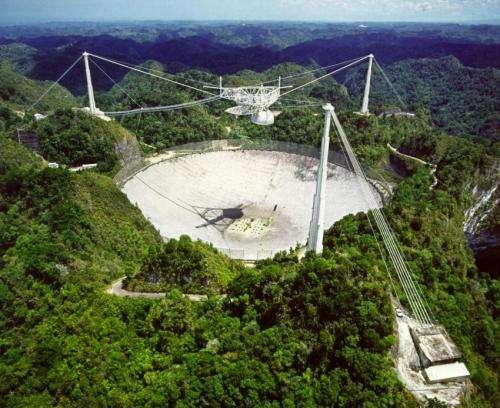 Radio-burst discovery deepens astrophysics mystery