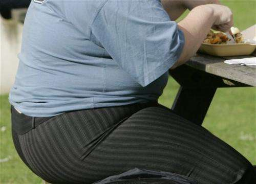 Report: Global obesity costs hits $2 trillion