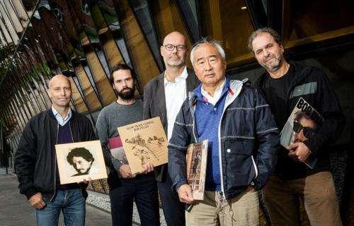 Research band at Karolinska tuck Dylan gems into papers