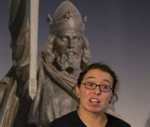 Researchers may have found King Alfred's pelvis