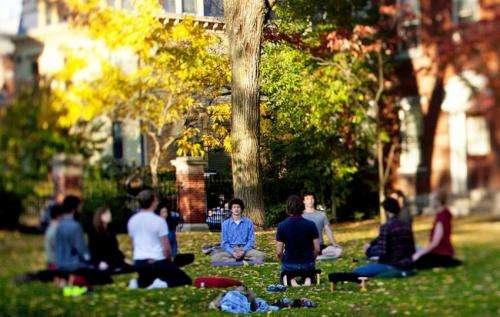 Research method integrates meditation, science
