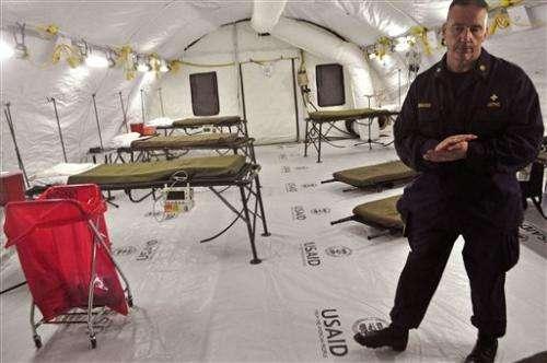 Response to Ebola needs flexibility, experts say