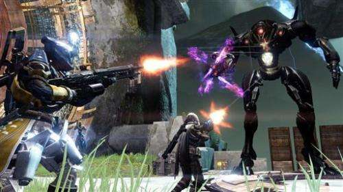 Review: Ambitious 'Destiny' lacks imagination