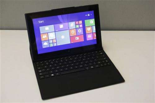 Review: Warming up to tablets with keyboard covers
