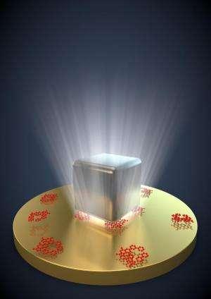 Revving up fluorescence for superfast LEDs