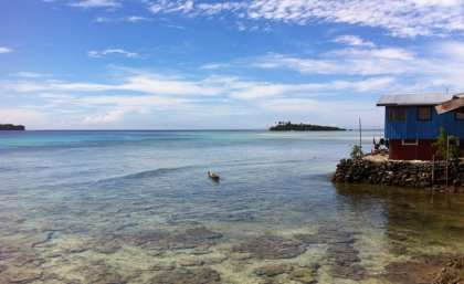 Rising sea levels force Pacific Island capital to relocate