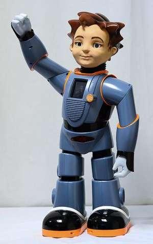 Robots Help Teach Social Skills to Children