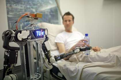 Robots learn from each other on 'Wiki for robots'