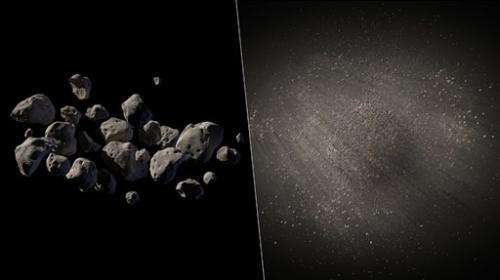 Rock that whizzed by Earth may be grabbed by NASA