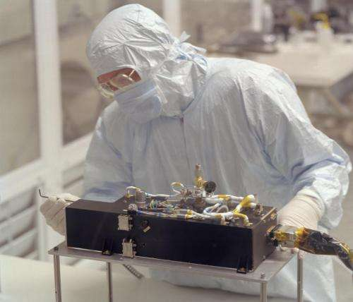 Rosetta-Alice spectrograph to begin close up ultraviolet studies of comet surface and atmosphere