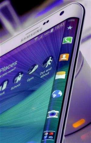 Samsung kicks off battle for holiday spending (Update)