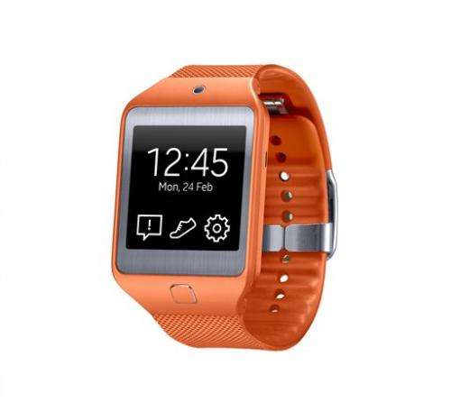 Samsung's new smartwatches have fitness features
