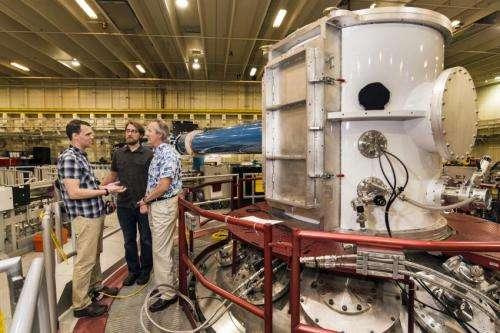 Sandia magnetized fusion technique produces significant results