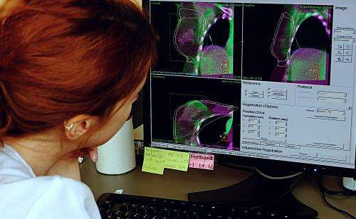 Satcoms fast-tracking breast cancer detection