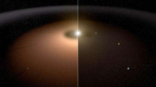 Scientists Accurately Quantify Dust Around Planets in Search for Life