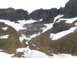 Scotland's last glacier discovered