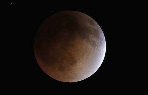 Second total lunar eclipse of year coming up Wed.