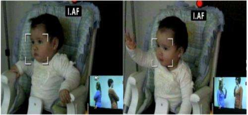 Infants show ability to tell friends from foes
