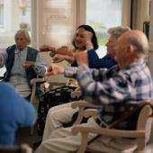 Shared medical appointments beneficial in geriatric care