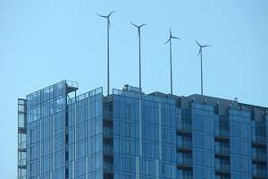 Simulations pinpoint wind turbine vantage points