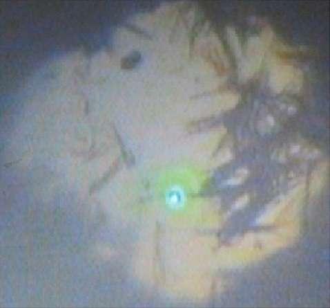 Solar cell compound probed under pressure