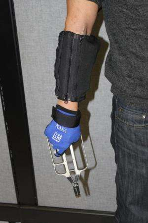 Space-tested robot inspires medicine and manufacturing uses