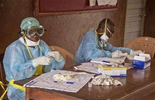 Spanish Ebola patient gets experimental drug