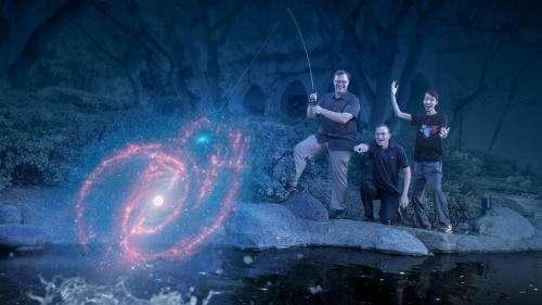 Spitzer's SPLASH Project Dives Deep for Galaxies