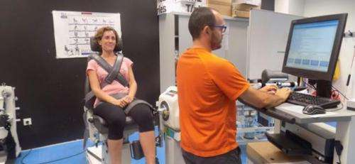 Sport can help multiple sclerosis patients