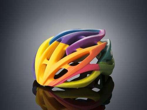 Stratasys unveils mighty color multimaterial 3D printer
