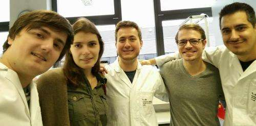 Students aim to put cyanobacteria on Mars to generate oxygen