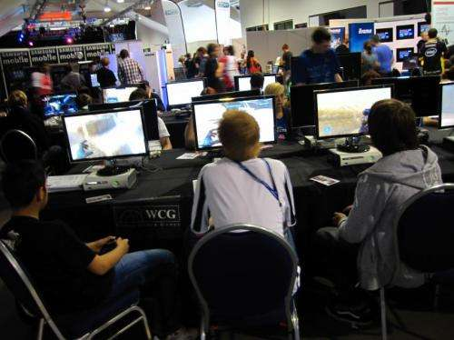 Study finds gaming augments players' social lives