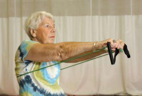 Study: Intensive exercise training program for dementia patients improves care in clinical setting