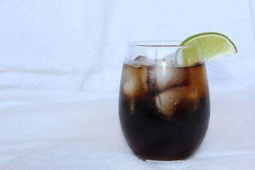 sugary drink, cola