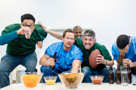 Super Bowl Sunday may be risky for problem drinkers