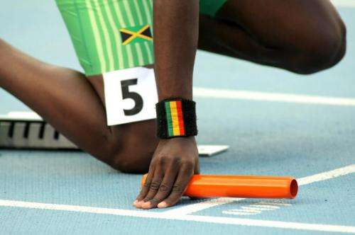 Symmetrical knees linked to Jamaican sprinting prowess